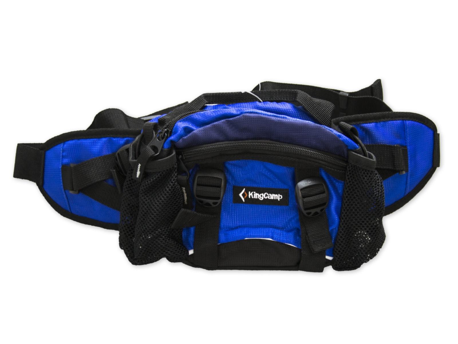 f885d7d038cef Plecak King Camp Fish Bag - niebieski