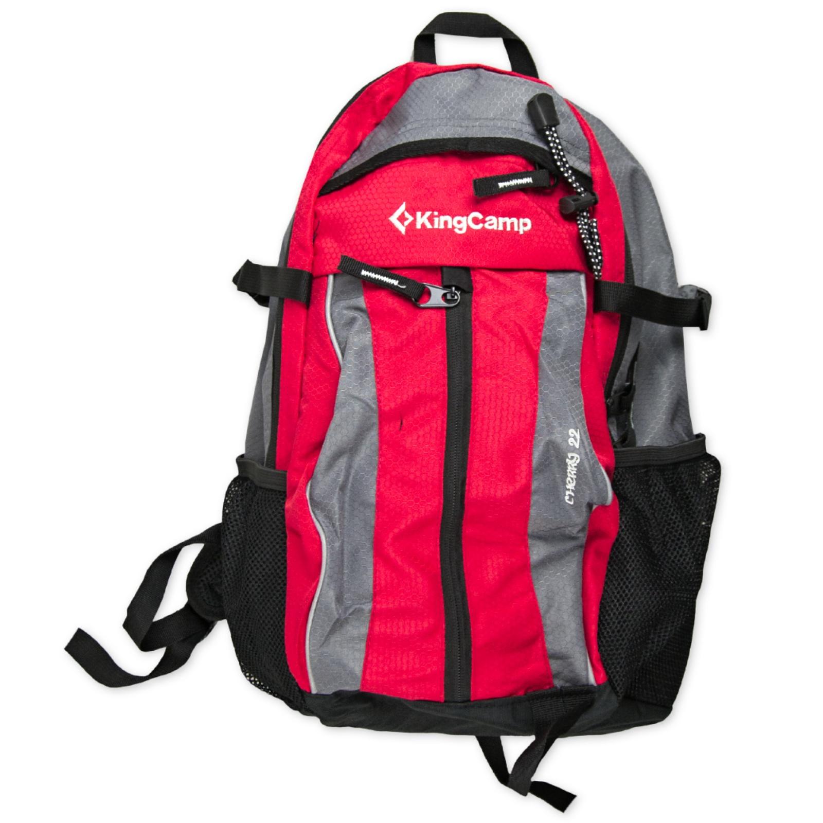 7143c3d6077c3 Plecak King Camp Cherry 22 - red